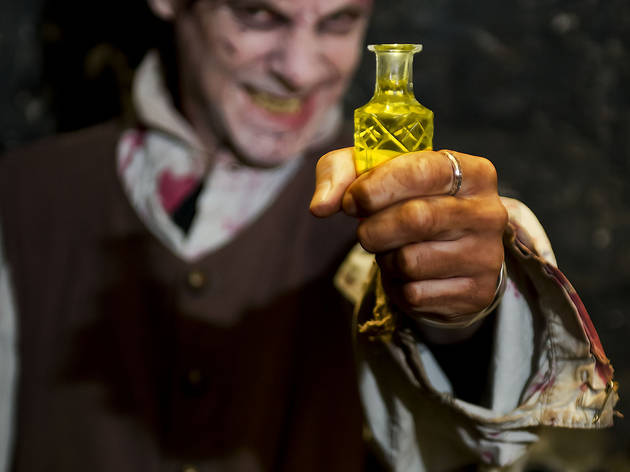 Stinky Summer at the London Dungeon