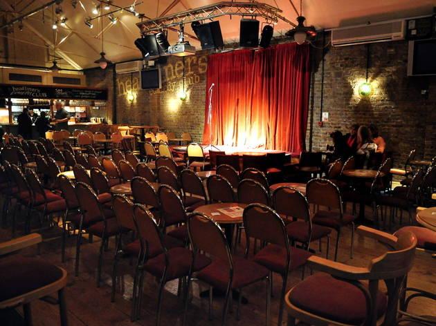 Headliners Comedy Club