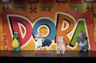 Dora the Explorer Live!