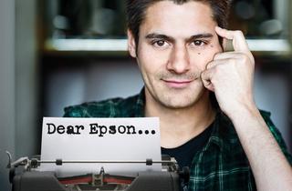 Danny Bhoy – Dear Epson