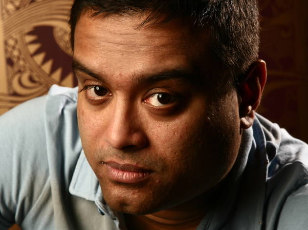 Paul Sinha – Last Christmas