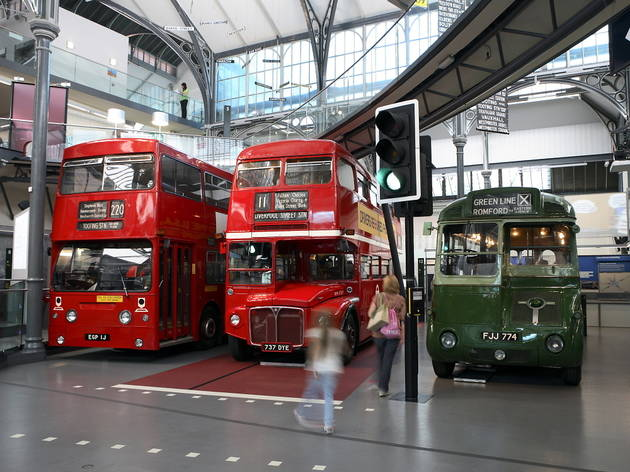 London Transport Museum | Museums in London