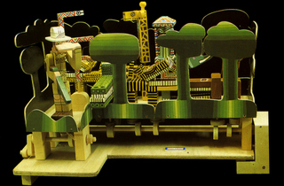 Cabaret Mechanical Theatre at Space Station Sixty-Five