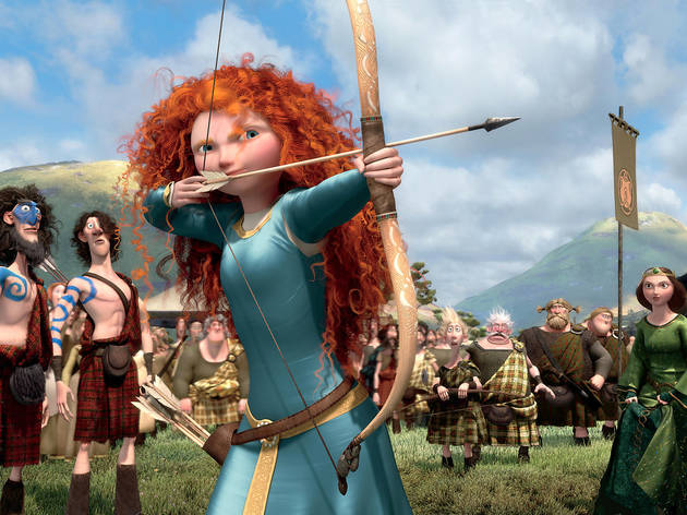 Best Animated Feature<br>'Brave'