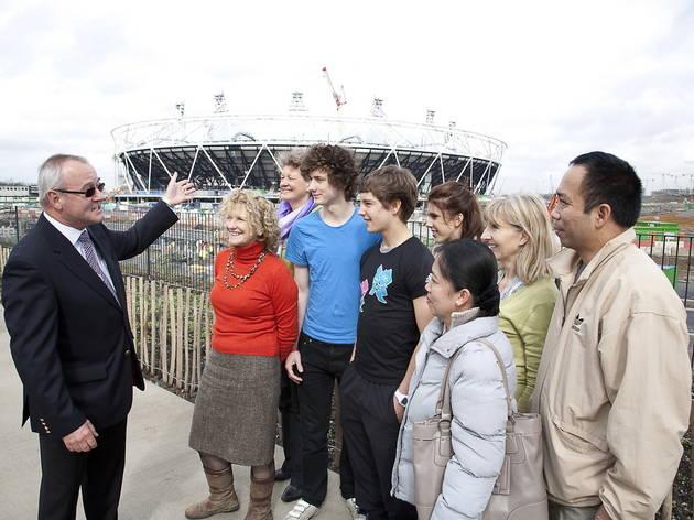 Olympic Walks