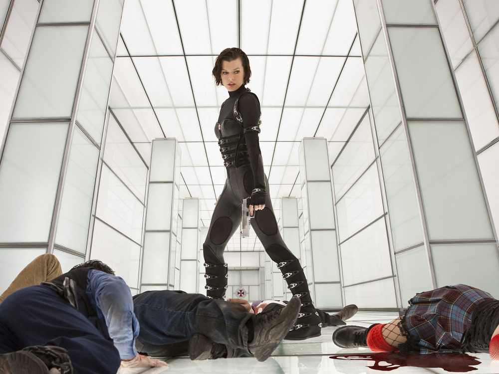 resident evil retribution alice suit