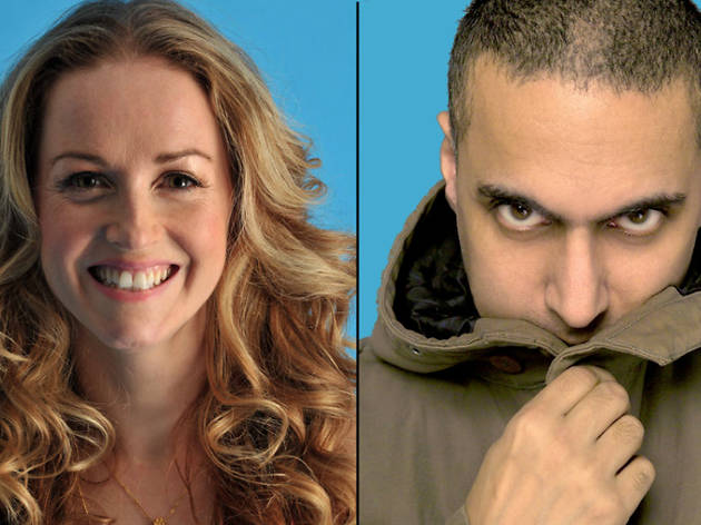 Claire Missingham and Nitin Sawhney Music and Yoga Workshop