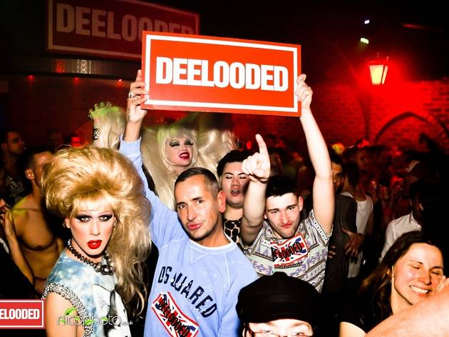 Deelooded – Let The Games Commence