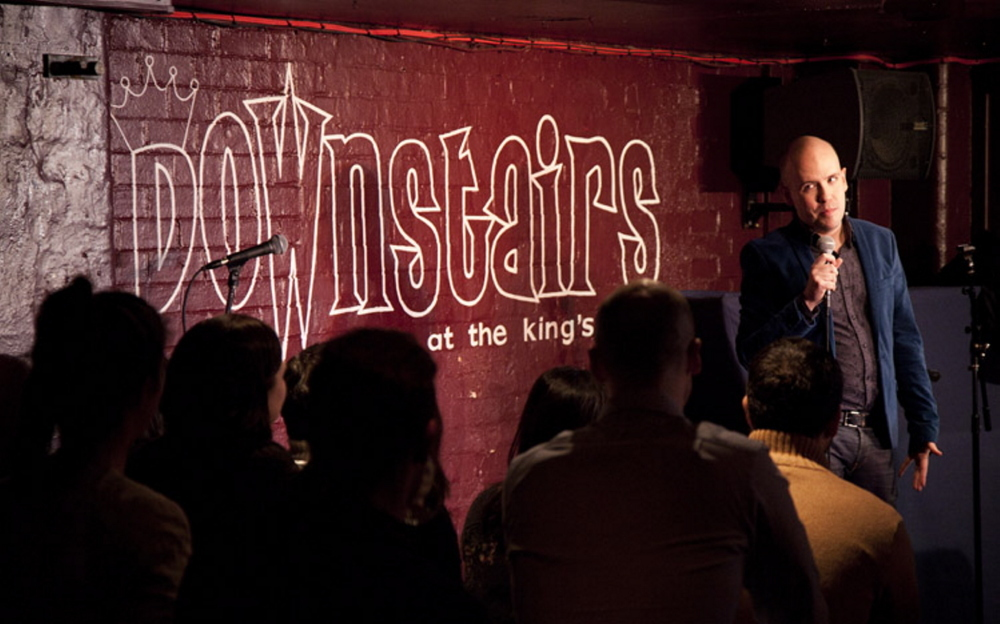 Downstairs at the King's Head – Comedy Variety Cabaret