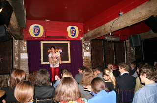 Comedy Café New Act Night