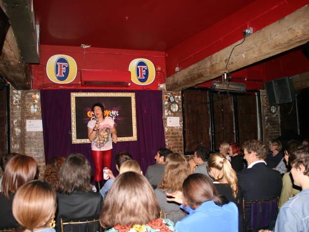 Comedy Café New Act Night