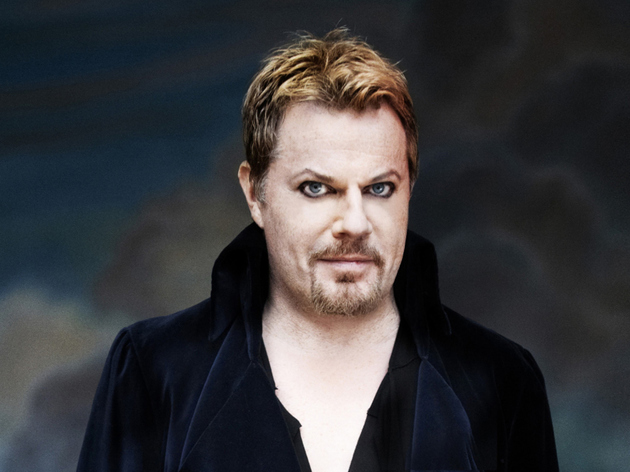 Eddie Izzard – Work-in-Progress