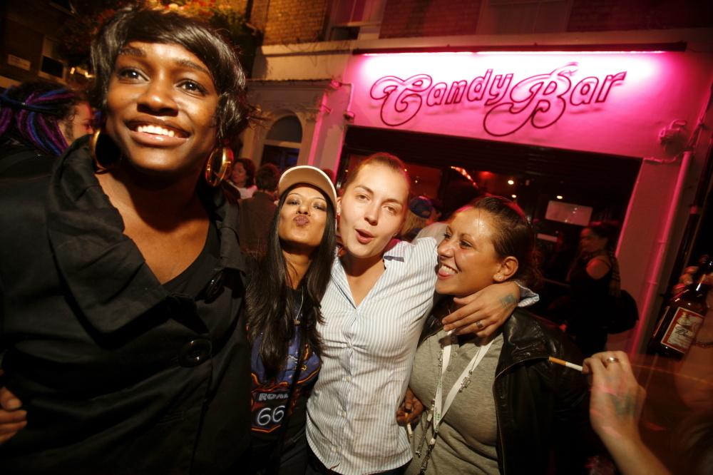 Lesbian bars