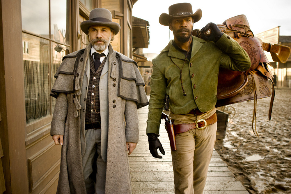 Best Supporting Actor<br>Christoph Waltz ('Django Unchained')