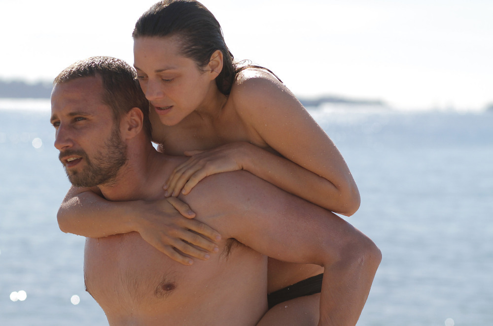 Rust and Bone (2014)
