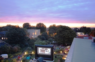 Trinity Hospice's Summer Cinema Series