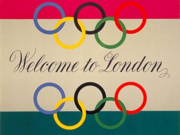 Celebrating the Olympics: Poster Parade