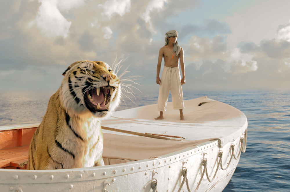 Best Director<br>Ang Lee ('Life of Pi')