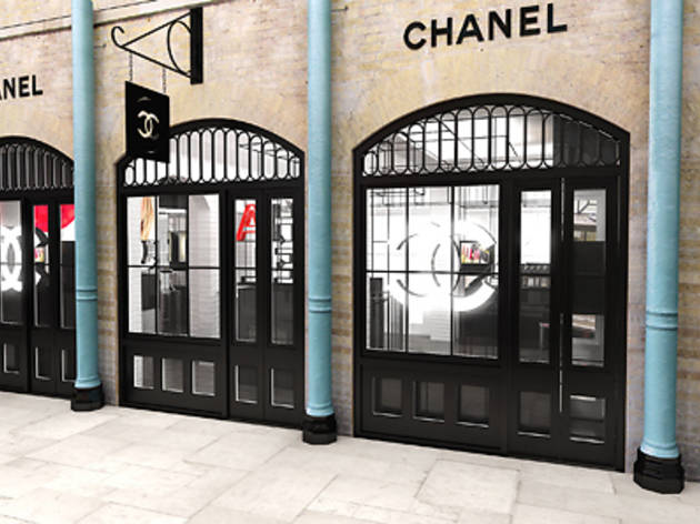 Chanel Make-Up Pop-Up