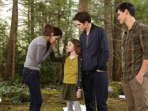 The Twilight Saga: Breaking Dawn Part Two