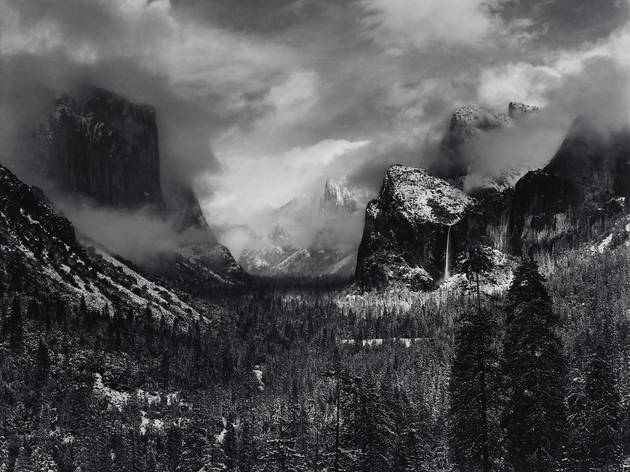 Talk: Ansel Adams: Photography from the Mountains to the Sea