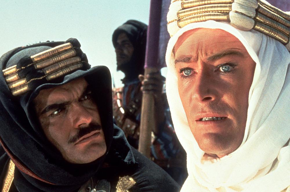 Lawrence of Arabia screening
