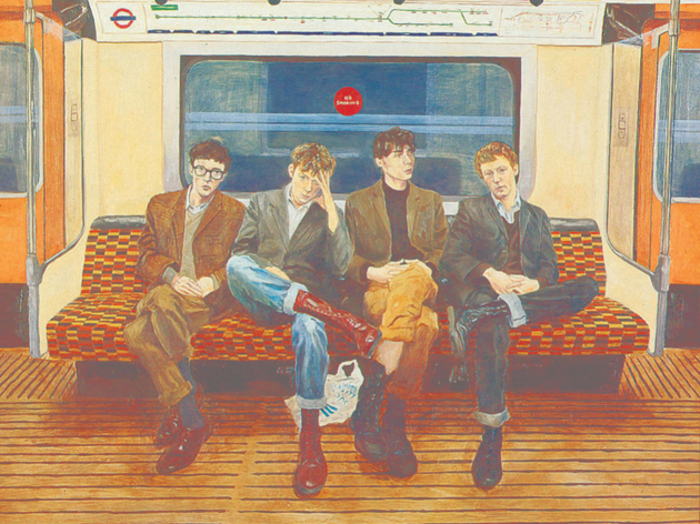 'For Tomorrow' – Blur (1993)