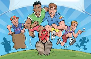 RVT/GMFA Sports Day
