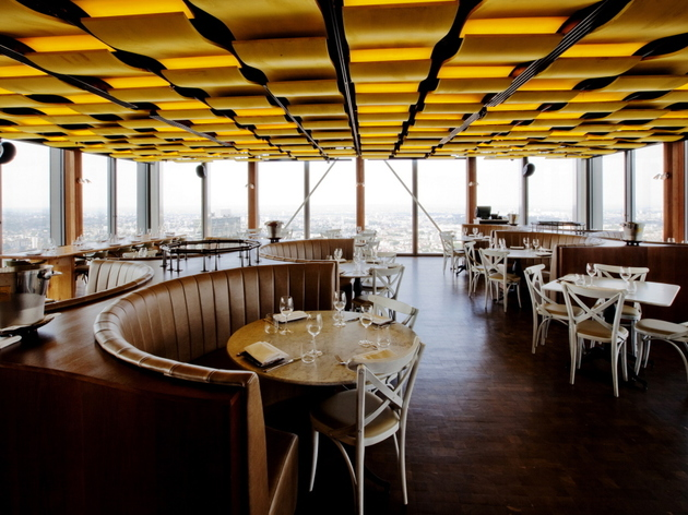 Duck Amp Waffle Restaurants In Moorgate London