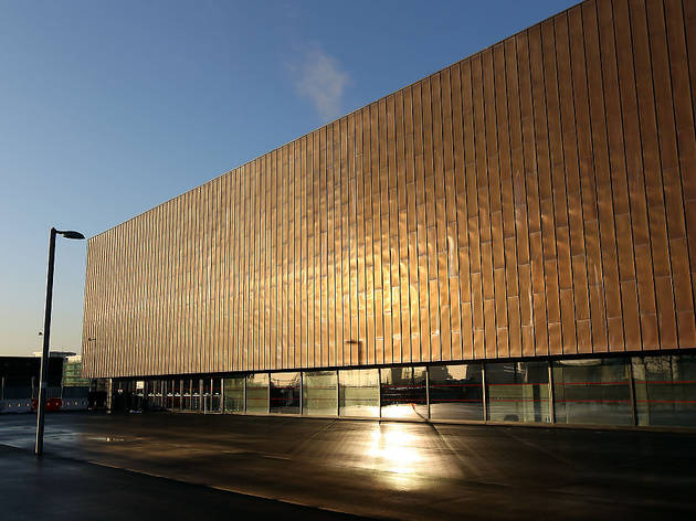 Copper Box Arena Sport And Fitness In Hackney Wick London