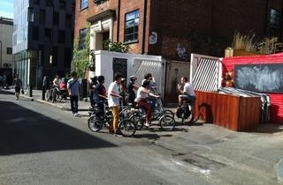 Alternative London Bike Tours