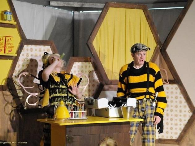 Bee Detective