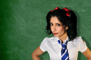 Shappi Khorsandi – Dirty Looks and Hopscotch