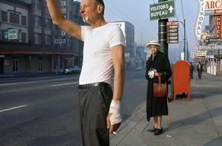 Cartier-Bresson: A Question of Colour