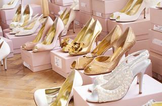 Luxury Bride sample sale