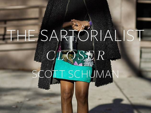 Scott Schuman book signing