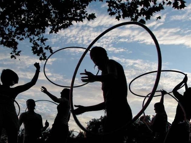 London Hoop Fest
