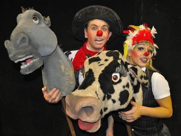 Zippos Circus: Gold