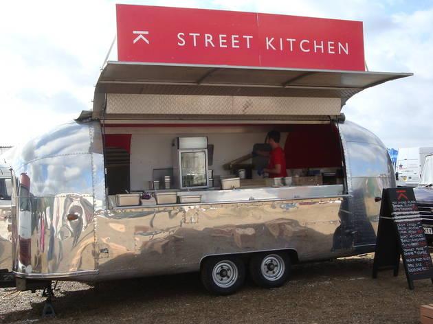 British Street Food Awards 2012
