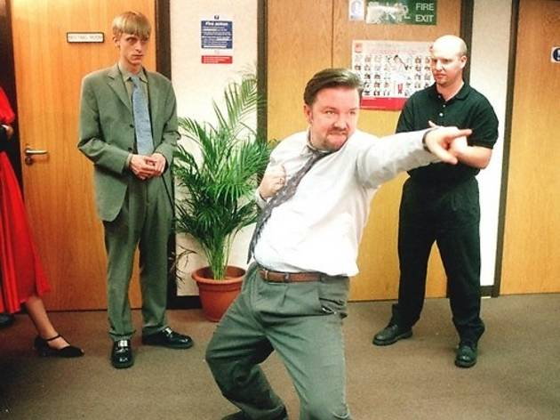 David Brent and Foregone Conclusion Live - A Work-in-Progress