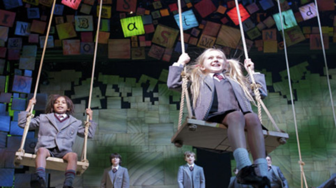 Top 10 half-term theatre shows