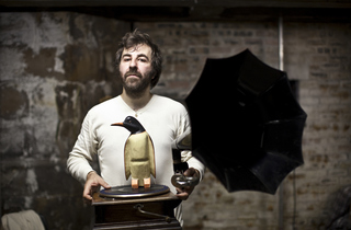 David O'Doherty – Rory Sheridan's Tales of the Antarctica