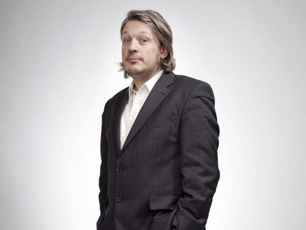 Richard Herring – Talking Cock: The Second Coming