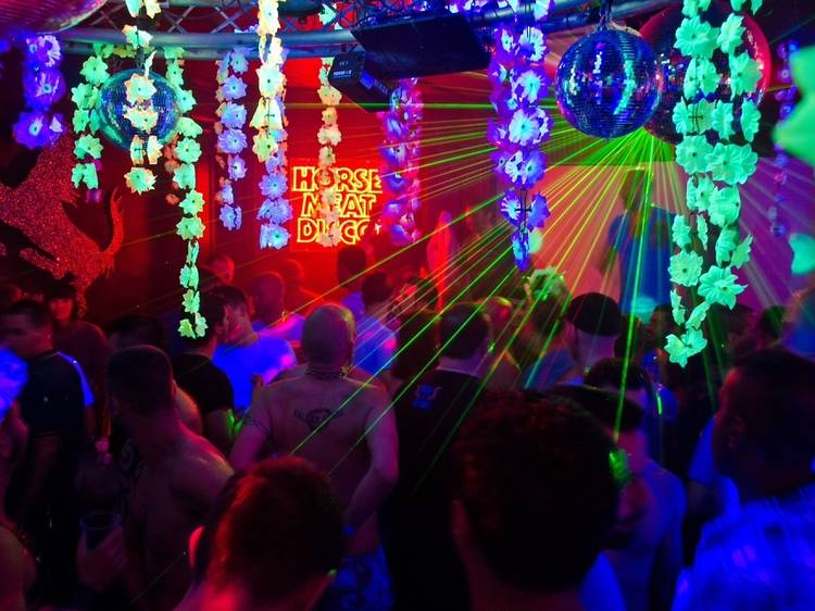 The party that revived queer disco