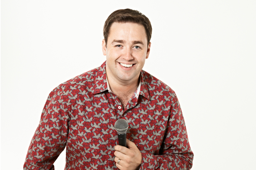 Jason Manford's top ten stand-up comedians