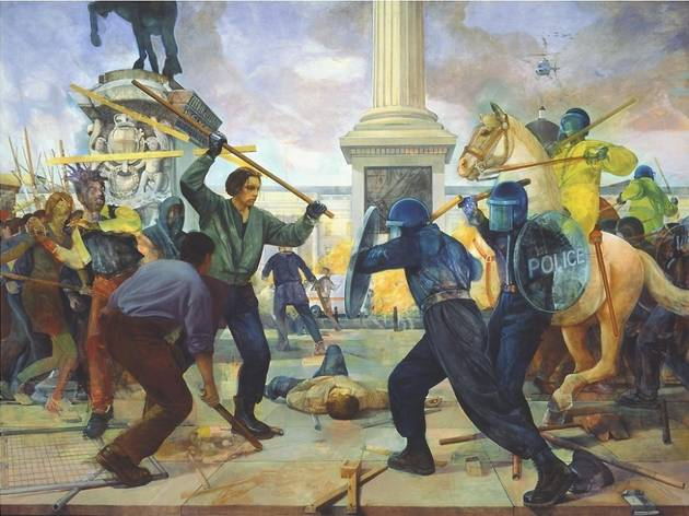 History Painting, 1993-4 (c) Museum of London, resized[1].JPG