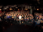 The Comedy Store audience