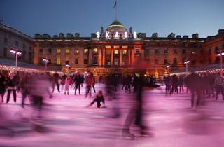 Skate at Somerset House 2012