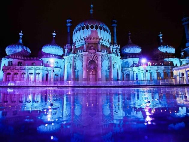 Brighton Royal Pavilion Ice Rink