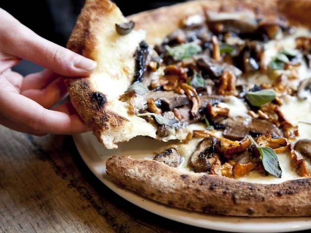 Late-night restaurants in London, Pizza East Kentish Town